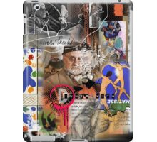 mattise iPad Case/Skin