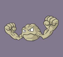Geodude DW by Stephen Dwyer