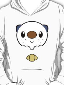 Oshawott Face T-Shirt
