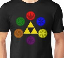 Seal of the Six Sages Unisex T-Shirt