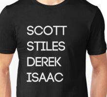 teen wolf boys Unisex T-Shirt