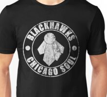 Chicago Soul (Distressed Dark Colors) T-Shirt