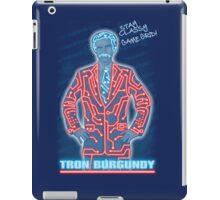 Tron Burgundy iPad Case/Skin