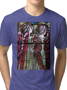 Twin Angels Tri-blend T-Shirt
