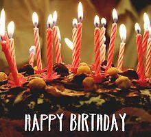 Birthday Card by guzzi