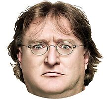 Lord Gaben Photographic Print