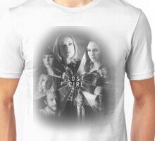 Lost girl - broken glass [black] Unisex T-Shirt