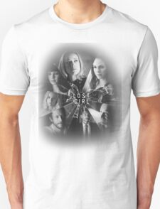 Lost girl - broken glass [black] T-Shirt
