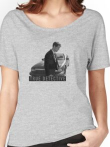 True Detective, HBO Women's Relaxed Fit T-Shirt
