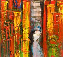 The Seeker by Adam Bogusz