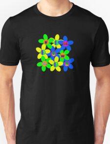 Flower Power 60s-70s Unisex T-Shirt