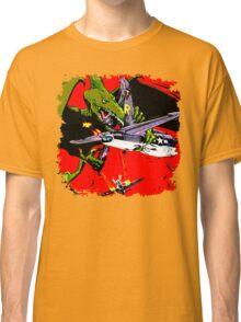 Dino War Classic T-Shirt