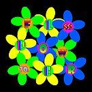 Flower Power 60s-70s by dedmanshootn