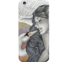 Let me love you iPhone Case/Skin