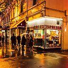 Pellegrinis Night Rain Umbrellas by Esther Frieda