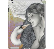 Let me love you iPad Case/Skin