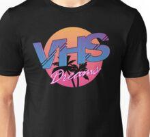 VHS Dreams Summer Logo Unisex T-Shirt