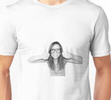 Happy Kristen Wiig Unisex T-Shirt