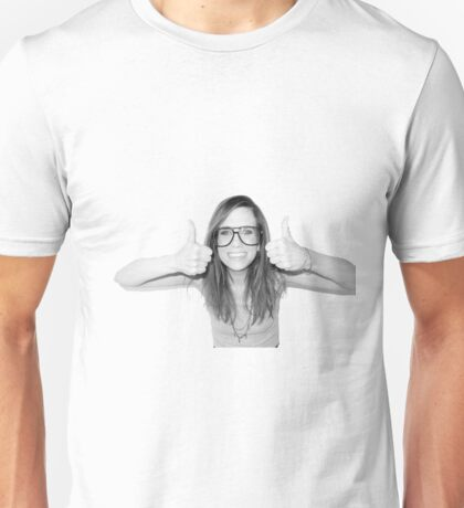 Happy Kristen Wiig Unisex T-Shirt