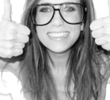 Happy Kristen Wiig Sticker