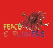 The Red Flower Kids Clothes