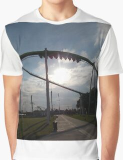 Fury 325 at Carowinds Graphic T-Shirt