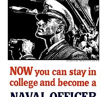 Become A Naval Officer -- WW2 by warishellstore