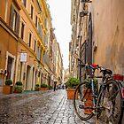 Italian alley / Ruelle italienne by maophoto