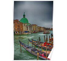 Venice / Venise Poster