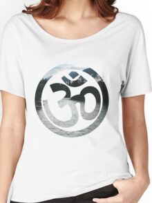 Ohm - Mountains Women's Relaxed Fit T-Shirt
