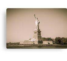 Statue of Liberty Canvas Print