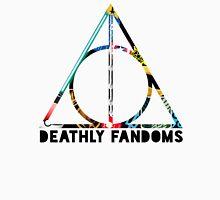 Deathly Fandoms Unisex T-Shirt