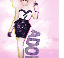 Adore Delano Phone Case by Danni Pacheco