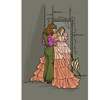 The Shindig Dress Photographic Print
