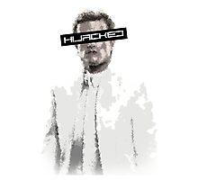 Hijacked Peeta Photographic Print