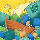 Sailing by Vittorio Abanilla