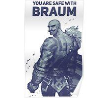 Braum Poster