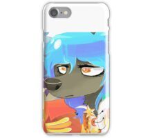 First Day On The Job iPhone Case/Skin