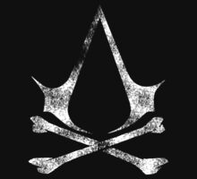 Assassin's Creed 4 Logo T-Shirt