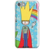 Little King iPhone Case/Skin
