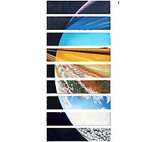 The Planets! Photographic Print
