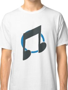 Vinyl Scratch/ DJ-Pon3 Classic T-Shirt