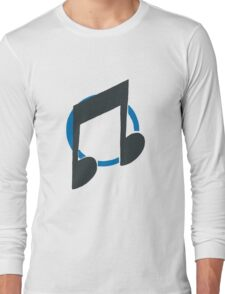 Vinyl Scratch/ DJ-Pon3 Long Sleeve T-Shirt
