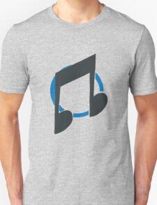 Vinyl Scratch/ DJ-Pon3 T-Shirt
