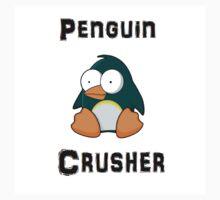 Penguin Crusher Logo by PenguinCrusher