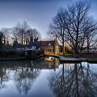 Pulls Ferry, Norwich by Ruski
