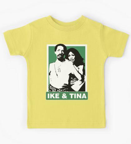 Ike and Tina Kids Tee