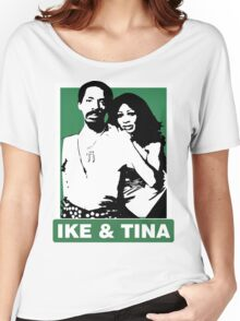 Ike and Tina Women's Relaxed Fit T-Shirt