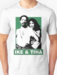 Ike and Tina Unisex T-Shirt