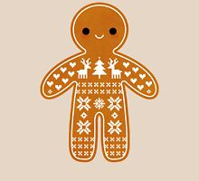 Sweater Pattern Gingerbread Cookie Unisex T-Shirt